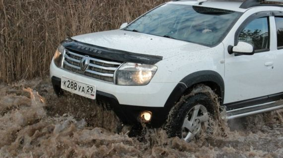 ��������� Renault Duster ������ ������. ��������� �������