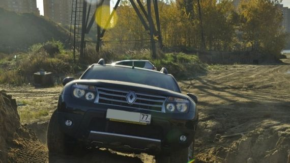 ������ ����� ��������� ��������� Renault Duster 2 �����? �������� ��������